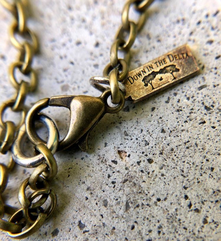 I'm happiest when I'm with you...sister necklace