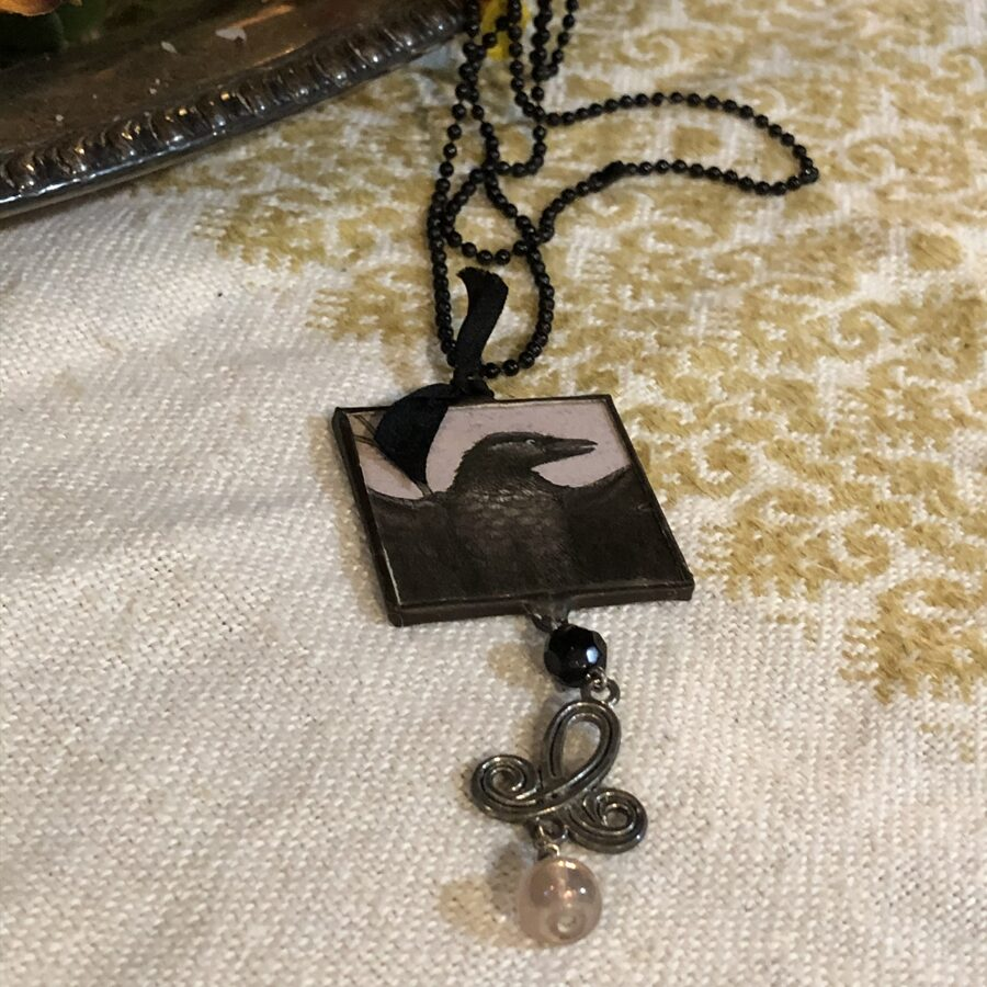 """Vintage """"Judy Pimperl"""" Jewelry - Crows"""