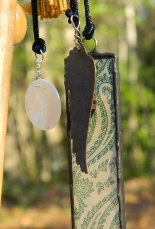 SOLD Art Piece - Magical Juju Stick