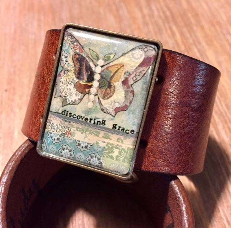 SOLD Discovering Grace Cuff