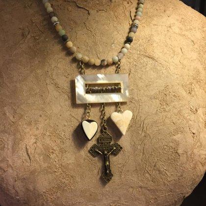 Custom Necklace for M. Wilson